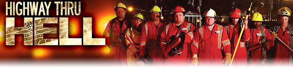 Highway Thru Hell: Extremrettung in Kanada