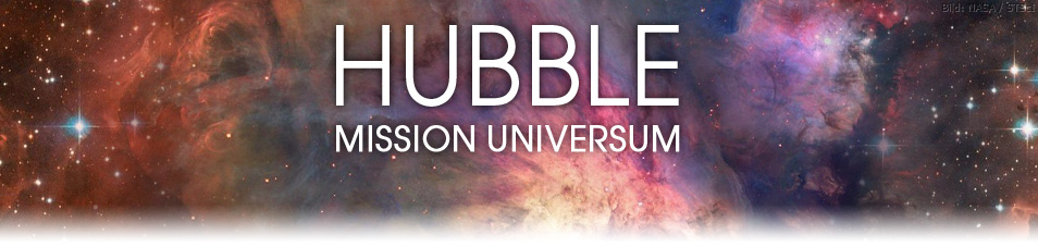 Hubble - Mission Universum