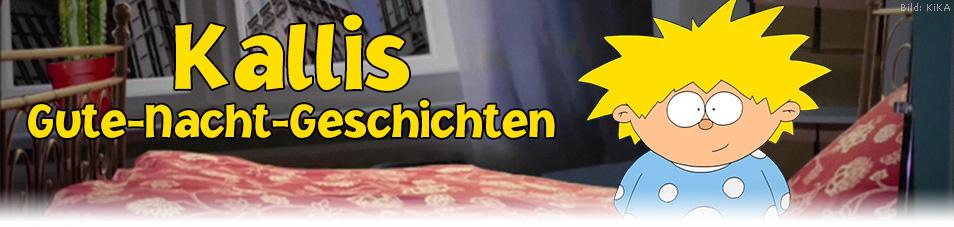 Kallis Gute-Nacht-Geschichten
