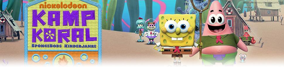 Kamp Koral - SpongeBobs Kinderjahre