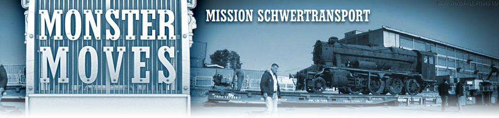 Mission Schwertransport