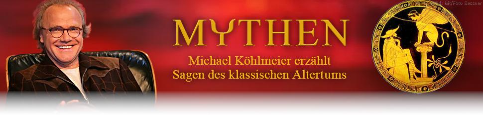 Mythen - Michael Köhlmeier erzählt Sagen des klassischen Altertums