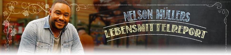 Nelson Müllers Lebensmittelreport