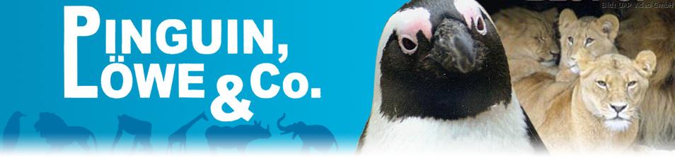 Pinguin, Löwe & Co.