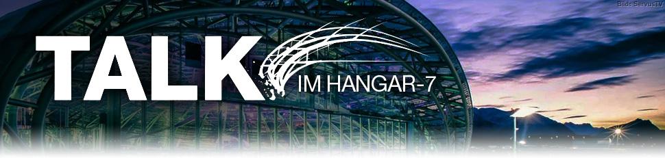 Talk im Hangar-7