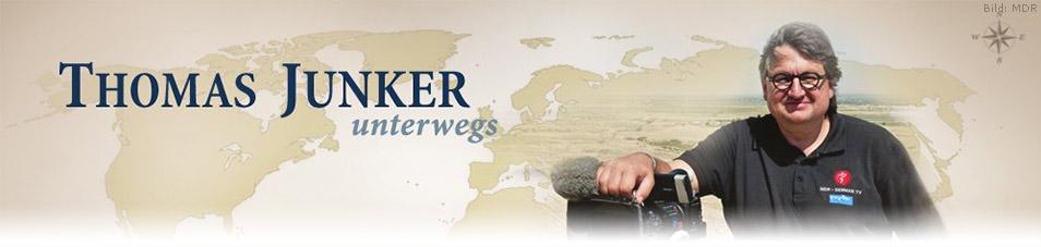 Thomas Junker unterwegs