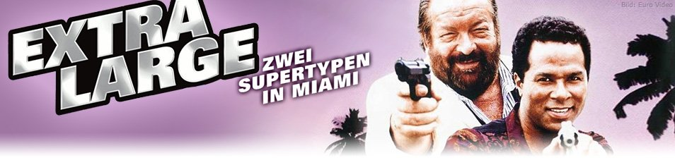 Zwei Supertypen In Miami Stream