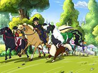 horseland wilde pferde