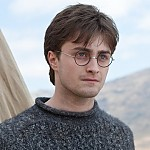 "Daniel Radcliffe als ""Harry Potter"""