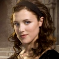 """Lucy Griffiths als Marian in """"Robin Hood"""""""
