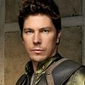 "Michael Trucco in ""Battlestar Galactica"""
