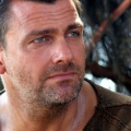 "Ray Stevenson in ""Rom"""