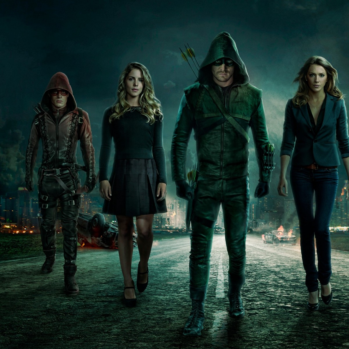 Arrow Staffel 5 Vox
