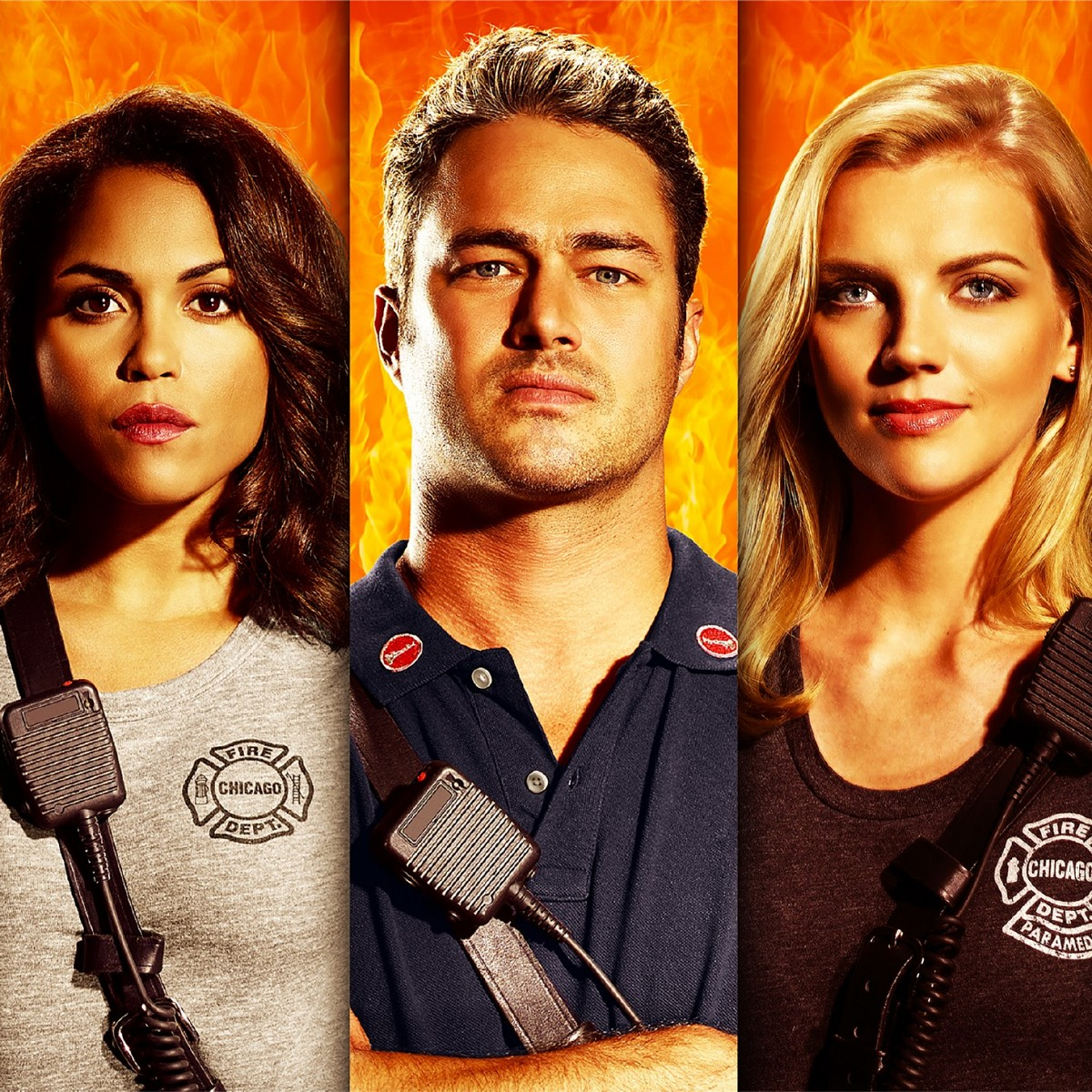 Chicago Fire Staffel 5 Vox