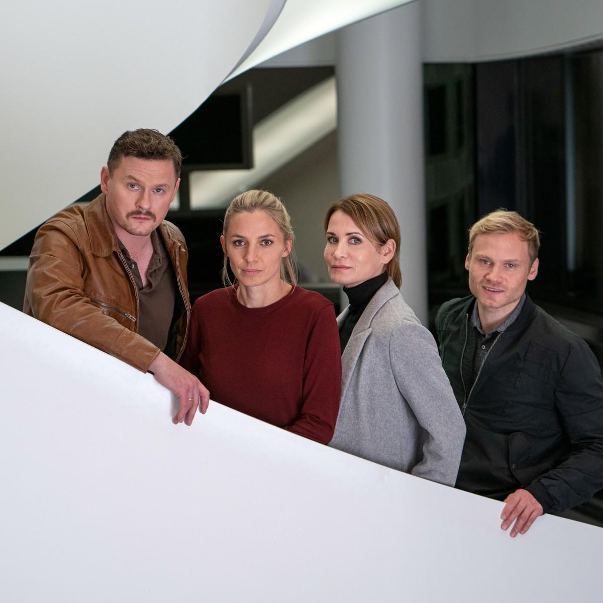 Das Quartett Serie