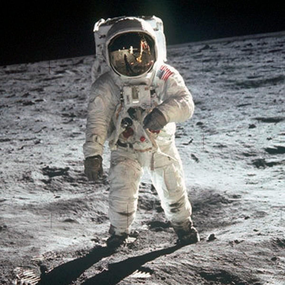 Mondlandung Uhrzeit