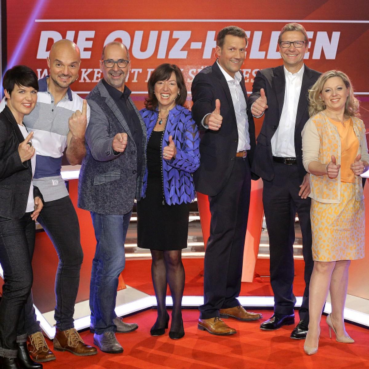 Die Quiz Helden