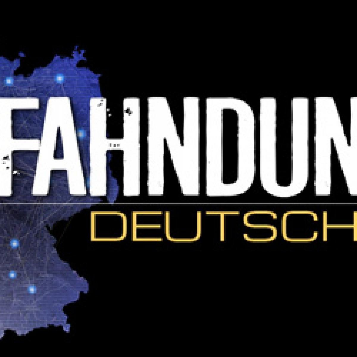 Fahndung Deutschland Sat 1