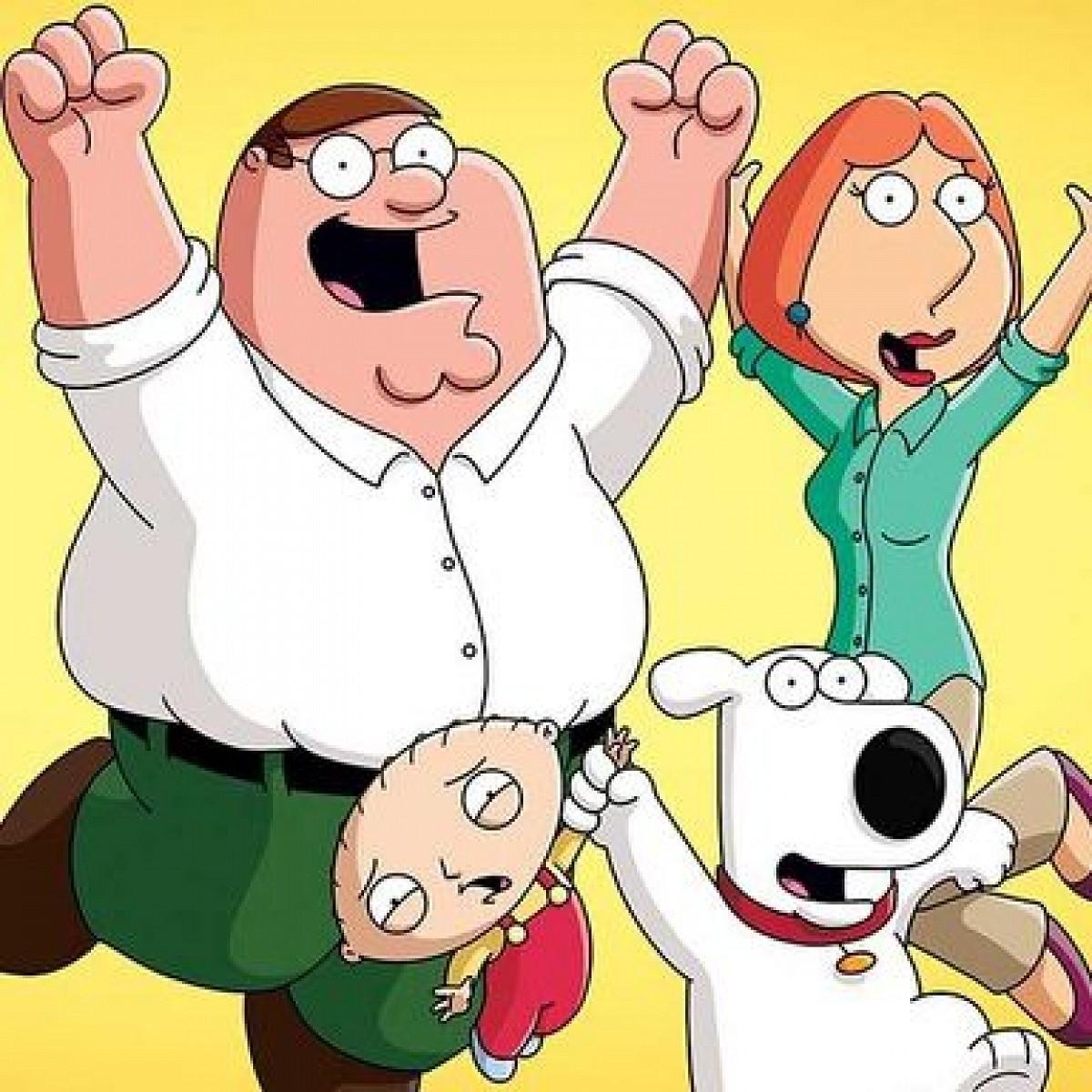 Family Guy Staffeln
