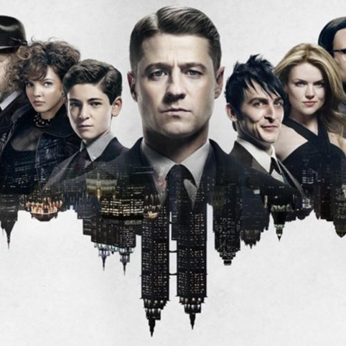 Gotham Abgesetzt