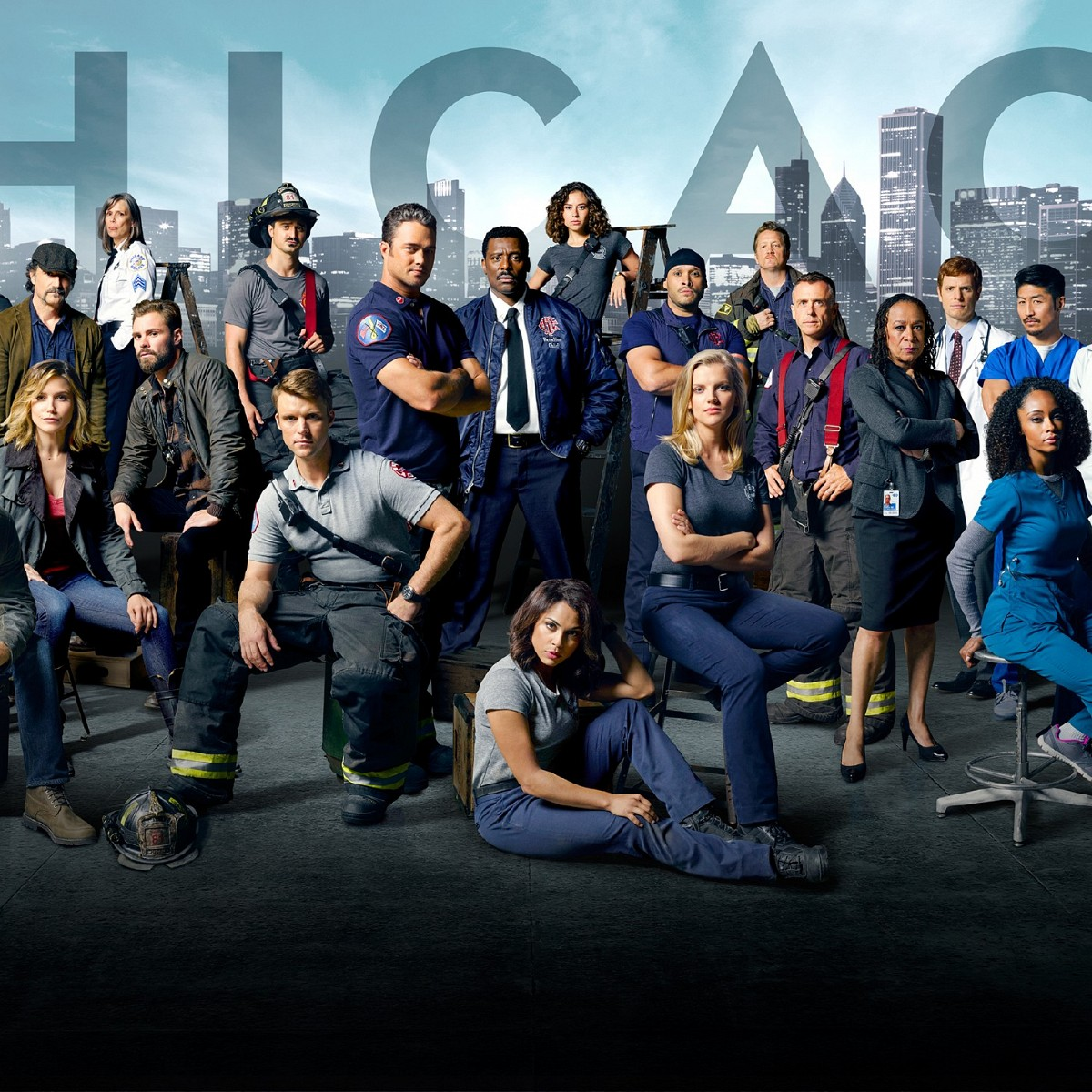 Chicago Pd Vox