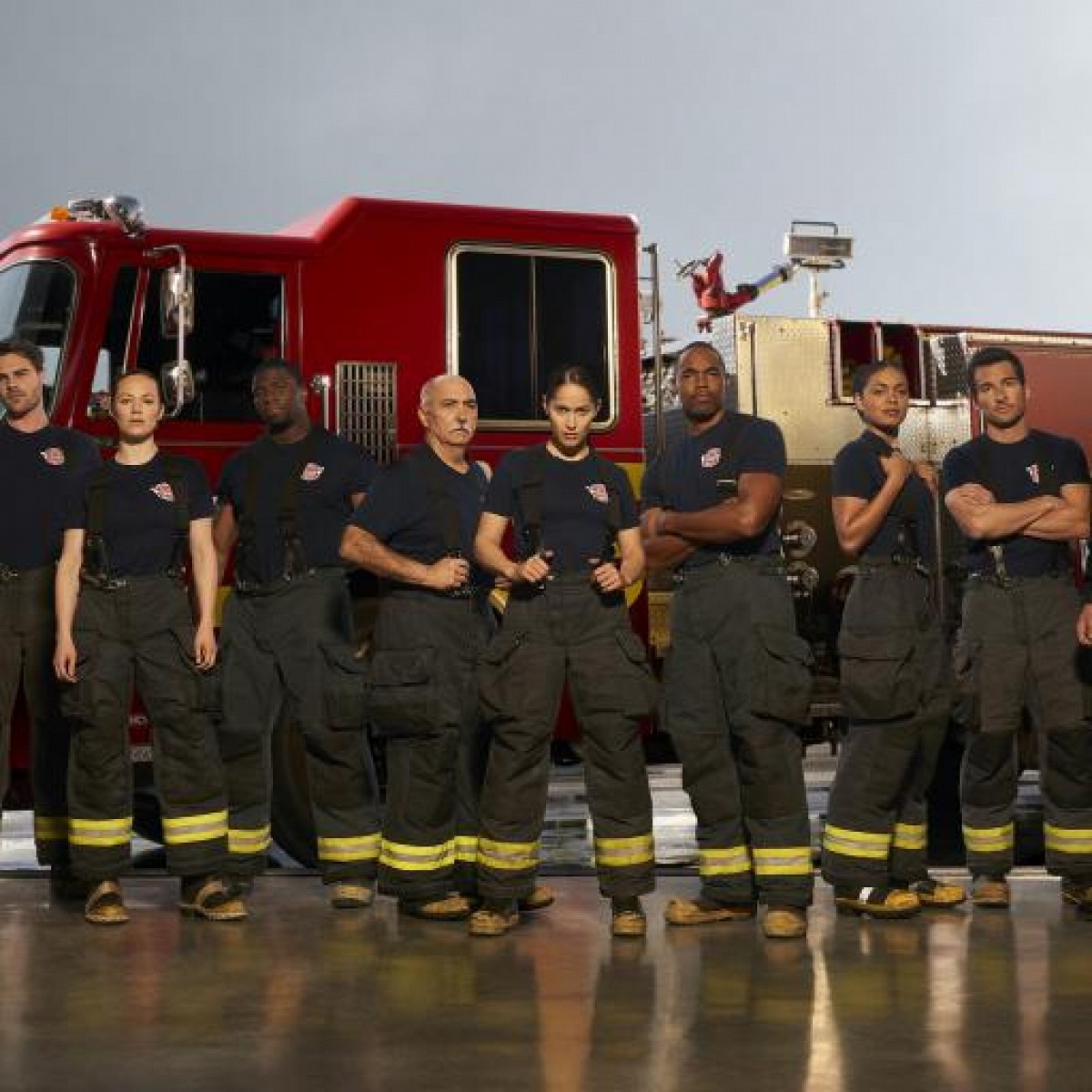 Seattle Firefighters Staffel 1
