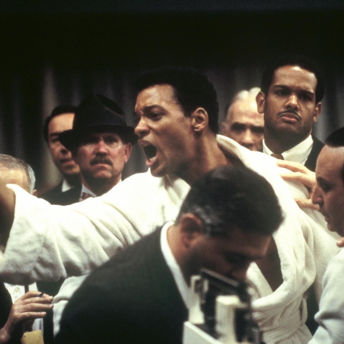 Tod Von Muhammad Ali