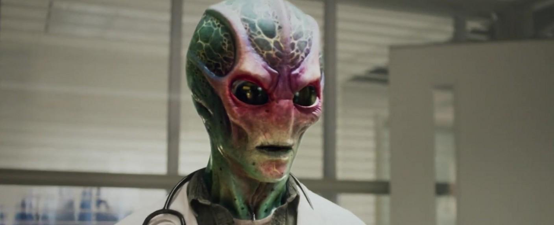 Neue Alien Filme