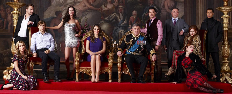 Fernsehserien The Royals