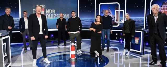 """Jörg Pilawa feiert 20 Jahre """"NDR-Quizshow"""" mit seinen Vorgängern"""