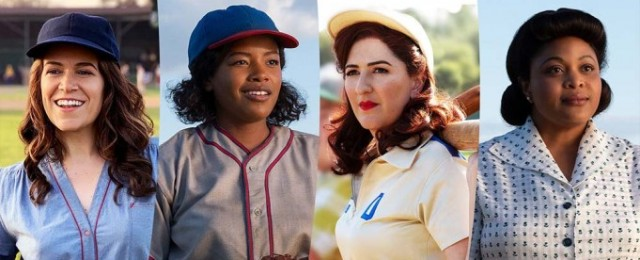 "Amazon bestellt Baseball-Serie ""A League Of Their Own"""