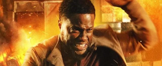 """""""Die Hart""""-Trailer: John Travolta gibt Kevin Hart Nachhilfe in Sachen Action"""
