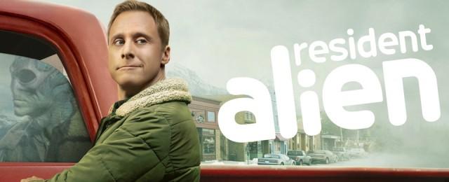 """""""Resident Alien"""": Alan Tudyk sorgt für schräge Sci-Fi-Unterhaltung"""