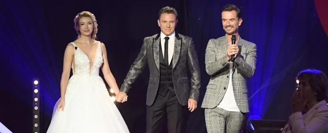 """Quoten: Mehr als fünf Millionen sehen Live-Hochzeit in Silbereisens """"Schlagerlovestory"""""""