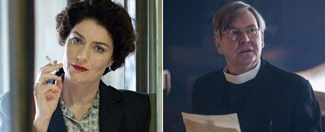 """Anna Chancellor (""""Pennyworth"""") und James Fleet (""""Outlander"""") verstärken den Cast"""