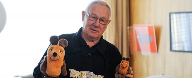"""Maus-Vater Armin Maiwald: """"Es gab jede Menge Vorwürfe von Lehrern und Pädagogen"""""""