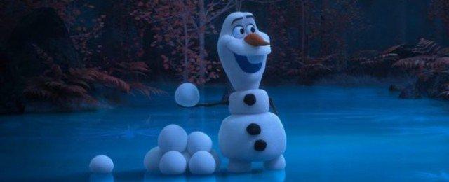 """Disney veröffentlicht """"At Home with Olaf""""-Kurzfilme mit """"Frozen""""-Schneemann"""