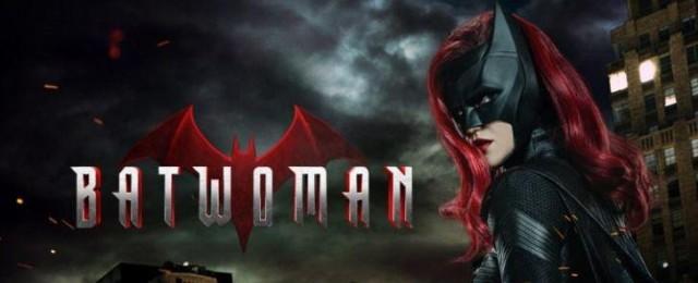 """""""Batwoman"""": Erstes Bild mit neuer Protagonistin im alten Batsuit veröffentlicht"""