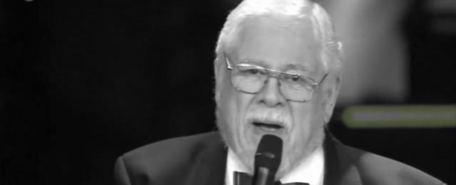 Musiker und Moderator Bill Ramsey gestorben