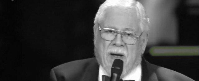 Legendärer Schlager- und Jazzsänger wurde 90 Jahre alt