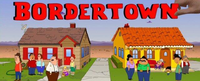 Animierte Comedy über Migration, Nachbarn und Außerirdische
