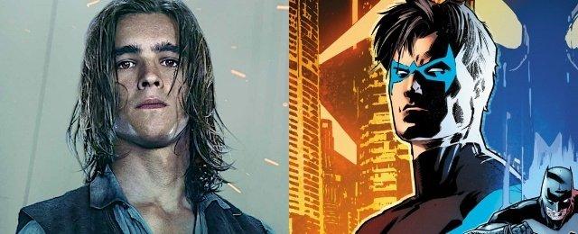 """Piraten der Karibik""-Veteran verkörpert Dick Grayson alias Nightwing"
