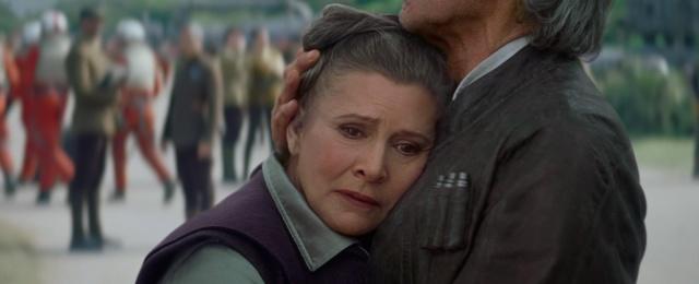 Darstellerin von Prinzessin Leia wurde 60 Jahre alt