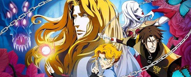 """Netflix bestellt vierte Staffel der Horror-Animeserie """"Castlevania"""""""