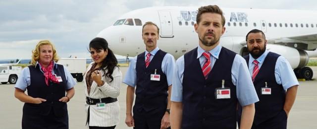 """Check Check"": Klaas' Flughafen-Comedy verfehlt optimale Flughöhe"