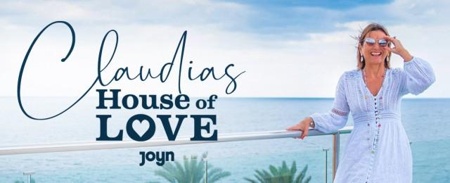 "Claudia Obert sucht die große Liebe in ""Claudias House of Love"""