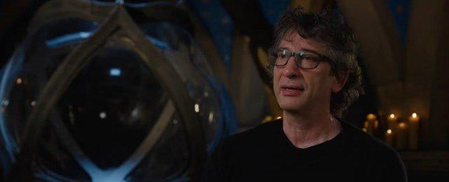 """Schöpfer Neil Gaiman (""""American Gods"""") führt durch seine """"Traumwelt"""""""