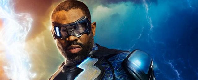 Superheld Cress Williams trifft erstmals auf seine DC-Kollegen