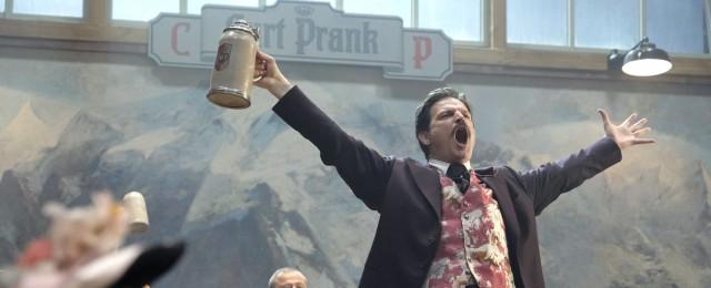 """""""Oktoberfest 1900"""": Bemüht modernistische ARD-""""Event-Serie"""" über Intrigen auf der Wiesn"""