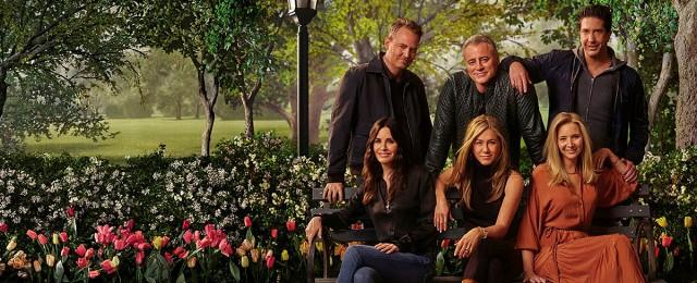 """""""Friends: The Reunion"""": Fanservice und Freudentränen"""